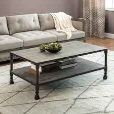 enchanting grey coffee table carbon loft brown gray oak set wooden furniture