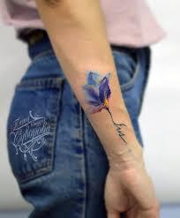 Iris Flower Tattoo Tumblr Tattoos Tetování Nápady Na Tetování