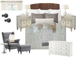 Spa Inspired Bedrooms A Spa Inspired Master Bedroom The House Of Figs