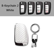 Nissan Key Light Amazon Com Car Key Case Cover Shell Holder For Nissan