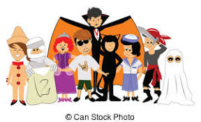 halloween costume clip art. Brilliant Clip Halloween  Kids In Costume For Clipartby And Halloween Costume Clip Art E