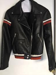zara basic moto biker jacket like new sz small women
