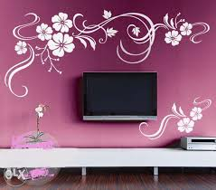 Wall Paint Designs For Living Room Of good Living Room Wall Painting Designs  Euskal Net Decor