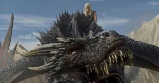 Daenerys Dragons Differences Drogon Rhaegal Viserion