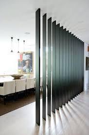 wall dividers divider interesting room excellent modern home interior plexiglass