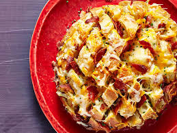 Cheesy Bacon Party Bread Is Your New Secret Weapon Myrecipes