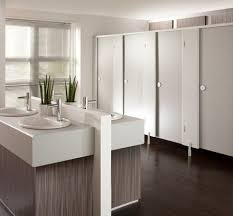 commercial bathroom products. Stylish Commercial Bathroom - Grampian HPL Cubicles From Cubicle Centre Products