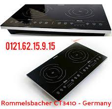 Bếp từ đôi Nhập khẩu Đức Rommelsbacher CT3410 (Mã SP: CT3410) - Giá tháng  8/2020