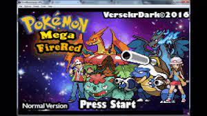 Pokemon HD: Juego De Pokemon Mega Fire Red