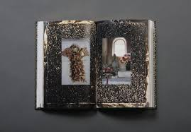 images from the cemeteries chapter which serves as a pictorial interlude wherein a view of cemetery portraits speak to the book s recurring themes of