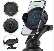Wireless Car Charger Mount - Qi Fast Wireless ... - Amazon.com