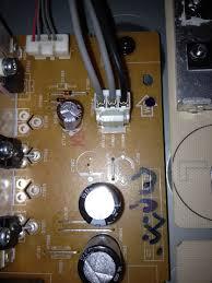 Sharp Tv Red Light Blinking Sharp Lc C5277un Tv Both Power And Opc Lights Blink