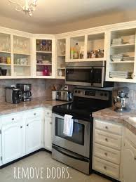 Kitchen No Wall Cabinets Kitchens Without Cabinets Monsterlune