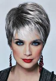 Short Grey Hair Style bestshorthairstylesforwomenover60 short hairstyles for 5480 by wearticles.com