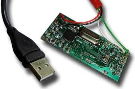 hardware keylogger wireless keylogger do it yourself receiver circuit board wired to usb