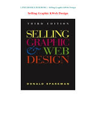 Free Web Design Books Pdf Recommend Book Selling Graphic Web Design Free Trial