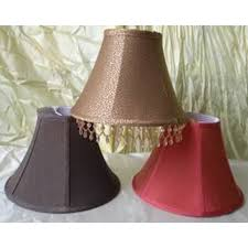 soft back fabri lamp shade