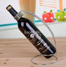 Decorative Wine Bottle Holders 60 Ems Arc Wine Bottle Holder Bar Decoration Christmas Gift From 14
