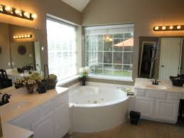 extraordinary bathrooms with jacuzzi designs and track lamp plus view plants shower bathroom furniture ideas vanity