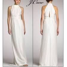 j crew wedding. J Crew Dresses Reduced J Crew Penelope Silk Wedding Dress Poshmark
