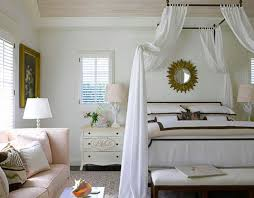 romantic master bedroom with canopy bed. Decoration Romantic Master Bedroom With Canopy Bed I