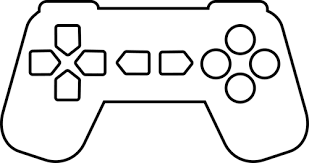It is a simple svg file editor which can be used for basic vector graphic designing. Game Controller Free Svg