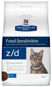 <b>Корм</b> для кошек <b>Hill's Prescription</b> Diet при аллергии 2 кг — купить ...