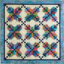 Designer Profile: Scott Flanagan and Precut Strip Quilts - The ... & Jamaican Stars Adamdwight.com