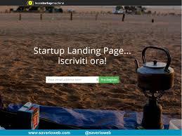 Landing Page Workshop Lean Startup