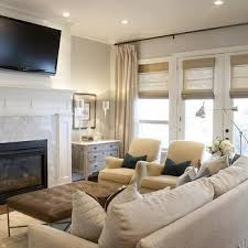 living room with tv over fireplace. Tv Over Fireplace Transitional Living Room Alice La On Flat Tvll Mount Ideastv Ideas For Country With N