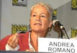 Andrea romano is a freelance writer and video editor in new york. Cd Andrea Romano Gives Voice To Superheroes