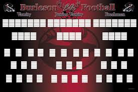 008 Football Depth Chart Template Best Ideas Excel Youth For