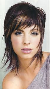 Picture Of Medium Length Hair Style funky edgy medium length hairstyle ideas for women hair medium 6232 by wearticles.com