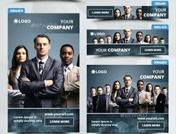 Corporate Sample Banner Ad Template Banner Ad Templates Free