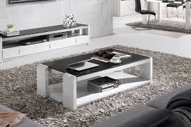 azzurro high gloss white coffee table 1 3m