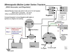 1957 gb moline lp wiring diagram yesterday's tractors Need Help Wiring Lights On 6 Volt Yesterdays Tractors does this help?