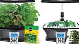 Indoor Kitchen Herb Garden Kit Herb Indoor Garden Kit Metatromnet