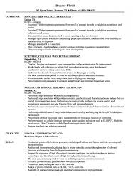 Entry Level Biologist Resume Examples Biology And Chemistry Student
