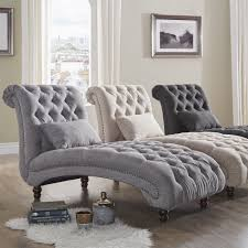 living room furniture chaise lounge. Living Room Chairs For Less. Knightsbridge Tufted Oversized Chaise Lounge By Signal Hills (Dark Grey Linen), Black (Fabric) Furniture I