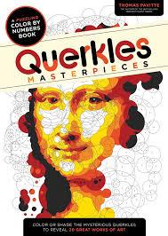 querkles masterpieces 9781626864566 hr