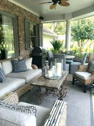 furniture for screened in porch. Small Porch Furniture Screen Ideas Best Screened  Decorating On With Regard . For In H