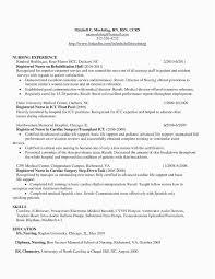 Resume Examples For Registered Nurses Dragondekomodo Resume