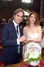 L'attrice Milena Miconi ha detto Sì dopo diciotto anni d ...