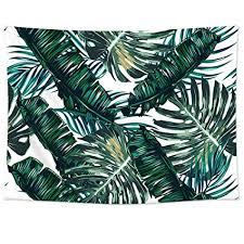 Leaf Pattern Fabric