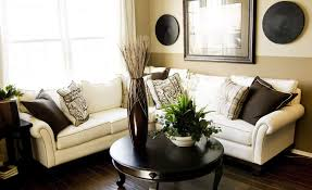 simple decorating ideas for small living room