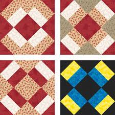 Design a Quilt With These Free Quilt Block Patterns & Mother's Dream Quilt Block Pattern Adamdwight.com