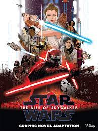 The Rise of Skywalker Graphic Novel ...