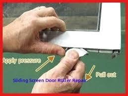 screen door roller sliding sliding screen door rollers 2018 sliding door repair