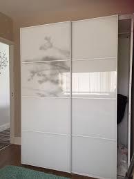 lovely ikea pax wardrobe sliding doors