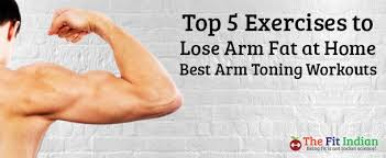 know how to lose arm fat at home top